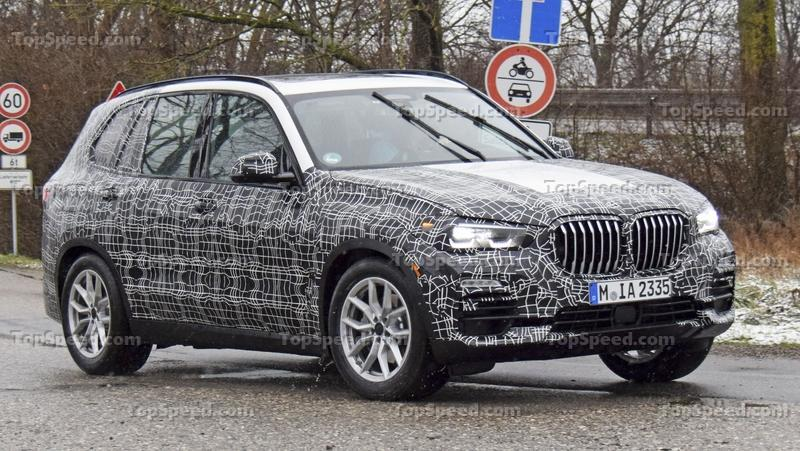 The Next-Gen BMW X5 Will Debut This Year be Sold as a 2019 Model