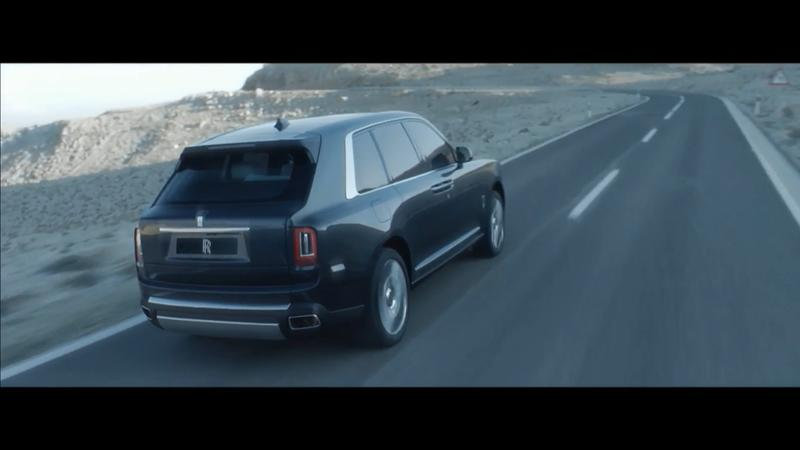 The Rolls-Royce Cullinan is Here, and It's Going to Slaughter the Bentley Bentayga