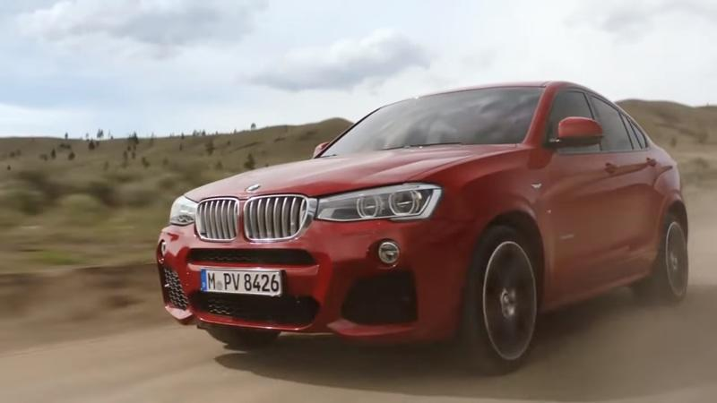 The UK Bans BMW Ad For Depicting Dangerous Driving
