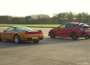 Video of the Day: 2017 Honda Civic Type R vs 2005 Acura NSX - image 779369