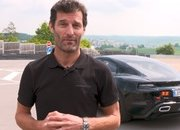 Video of the Day: Mark Webber Test Drives the Porsche Mission E, Says It Reminds Him of the 919 Hybrid - image 781127