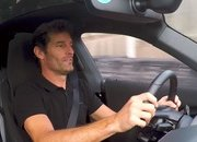 Video of the Day: Mark Webber Test Drives the Porsche Mission E, Says It Reminds Him of the 919 Hybrid - image 781130