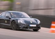 Video of the Day: Mark Webber Test Drives the Porsche Mission E, Says It Reminds Him of the 919 Hybrid - image 781131