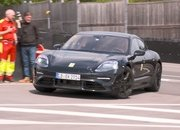 Video of the Day: Mark Webber Test Drives the Porsche Mission E, Says It Reminds Him of the 919 Hybrid - image 781132
