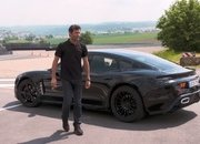 Video of the Day: Mark Webber Test Drives the Porsche Mission E, Says It Reminds Him of the 919 Hybrid - image 781133