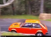 Video of the Day:Watch This Hayabusa-Powered Toyota Starlet Attack A Hill Climb At 11,400 RPM - image 779455