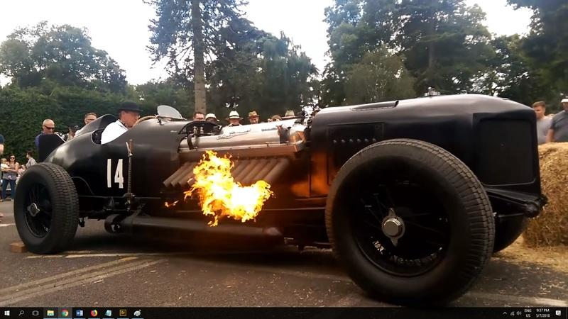 Video of the Day: Watch This 42-Liter V-12 Burn More Gas Idling For Two Minutes Than You Used All Week
