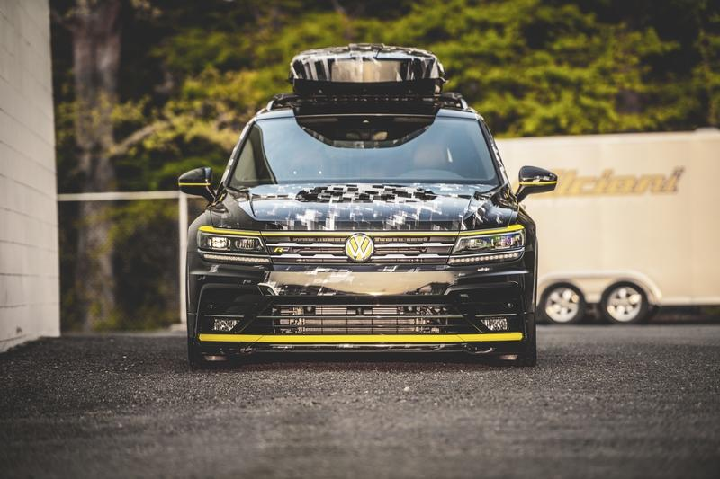 Volkswagen Showcases Four New Concepts at SOWO in Georgia