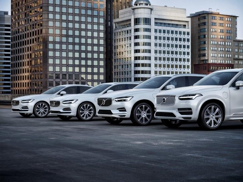 Volvo Kicks Diesel to the Curb for the 2019 S60 and all new models beyond