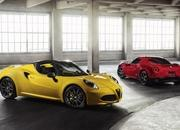 Wallpaper of the Day: 2016 Alfa Romeo 4C Spider - image 780526