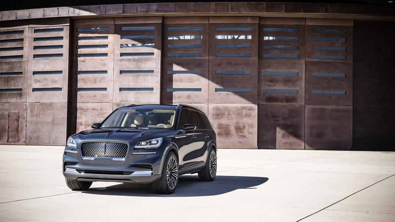 Lincoln Aviator Reviews Specs Prices Photos And Videos Top Speed
