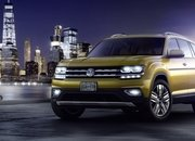Wallpaper of the Day: 2018 Volkswagen Atlas - image 781493