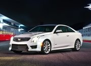 Wallpaper of the Day: 2016 Cadillac ATS-V Coupe - image 781619