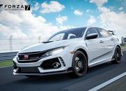 You Can Get a Civic Type R for Free – If You Play Forza 7 - image 779570