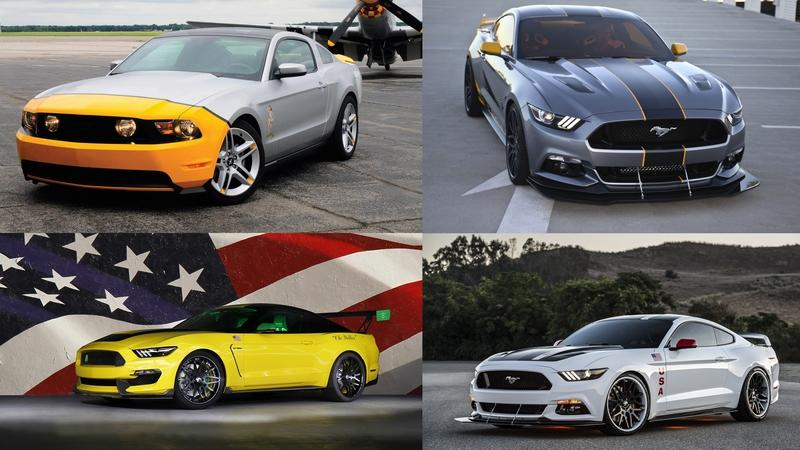 11 Years and Counting: A History Of All The One-Off Fords That Have Been Auctioned Off By The EAA