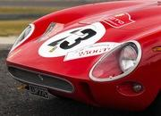 1962 Ferrari 250 GTO Estimated At $45 Million will be Auctioned in August - image 784332