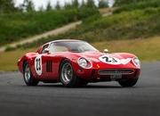 1962 Ferrari 250 GTO Estimated At $45 Million will be Auctioned in August - image 784355