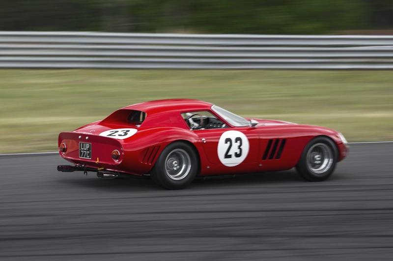 1962 Ferrari 250 GTO Estimated At $45 Million will be Auctioned in August - image 784368