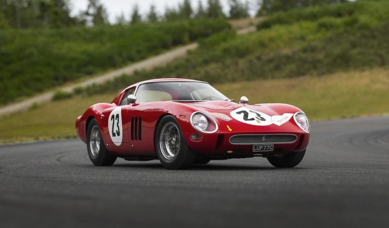 1962 Ferrari 250 GTO Estimated At $45 Million will be Auctioned in August - image 784369