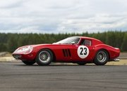 1962 Ferrari 250 GTO Estimated At $45 Million will be Auctioned in August - image 784370