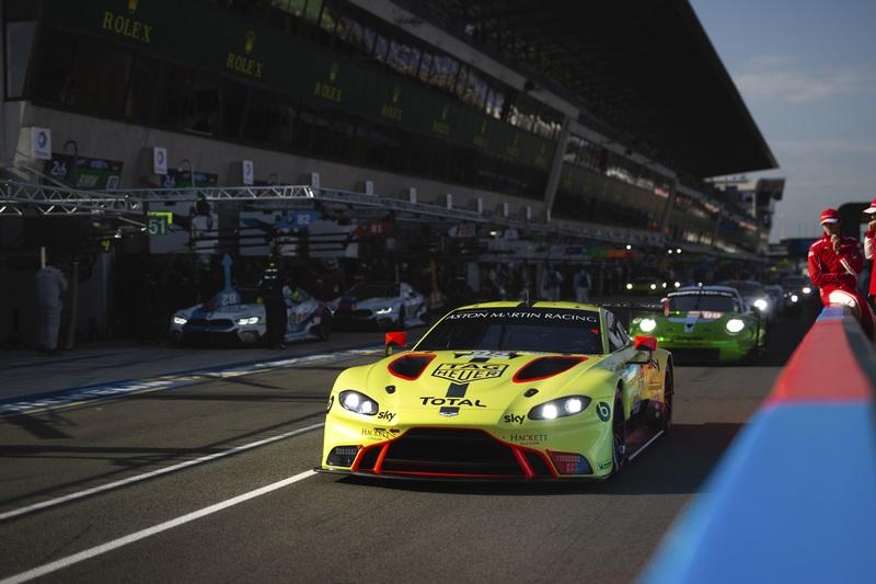 2018 24 Hours of Le Mans - Race Report