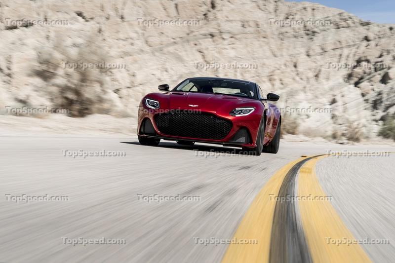 Wallpaper of the Day: 2019 Aston Martin DBS Superleggera
