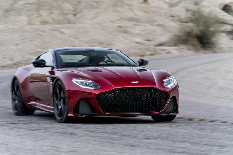 5 Important Facts About the Aston Martin DBS Superleggera Exterior - image 785030