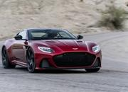 Comparison: 2019 Aston Martin DBS Superleggera vs. Aston Martin Vanquish - image 785032