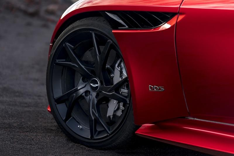 Aston Martin Limits Torque Output on the 2019 DBS Superleggera