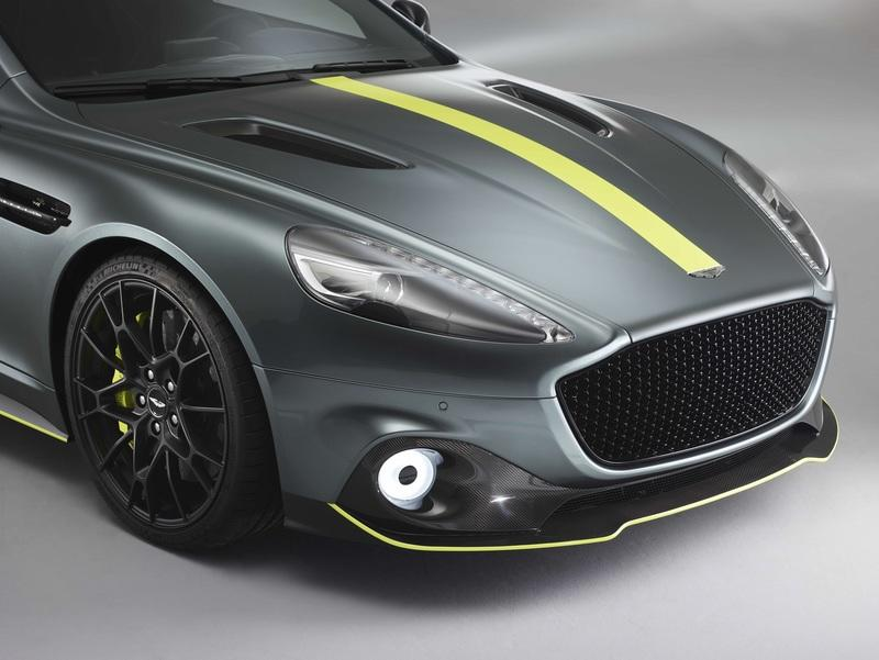 2019 Aston Martin Rapide Amr Top Speed