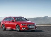 The S-Line Competition Package Gives the Refreshed Audi A4 Some Extra Value - image 785077