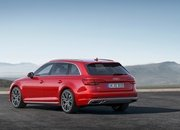 The S-Line Competition Package Gives the Refreshed Audi A4 Some Extra Value - image 785079