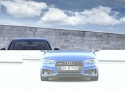 The S-Line Competition Package Gives the Refreshed Audi A4 Some Extra Value - image 785080