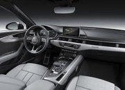 The S-Line Competition Package Gives the Refreshed Audi A4 Some Extra Value - image 785084