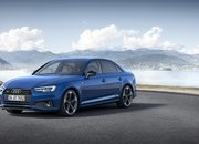 The S-Line Competition Package Gives the Refreshed Audi A4 Some Extra Value - image 785085