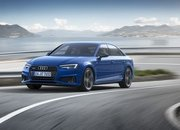 The S-Line Competition Package Gives the Refreshed Audi A4 Some Extra Value - image 785093