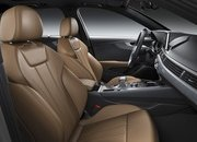 The S-Line Competition Package Gives the Refreshed Audi A4 Some Extra Value - image 785098