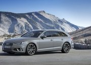 The S-Line Competition Package Gives the Refreshed Audi A4 Some Extra Value - image 785099