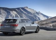 The S-Line Competition Package Gives the Refreshed Audi A4 Some Extra Value - image 785101