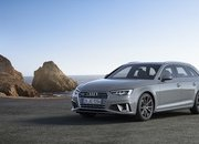 The S-Line Competition Package Gives the Refreshed Audi A4 Some Extra Value - image 785069