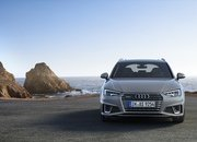 The S-Line Competition Package Gives the Refreshed Audi A4 Some Extra Value - image 785072