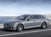 The S-Line Competition Package Gives the Refreshed Audi A4 Some Extra Value - image 785074