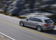 The S-Line Competition Package Gives the Refreshed Audi A4 Some Extra Value - image 785075