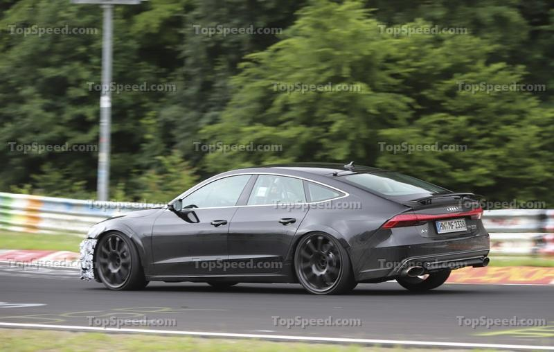 Audi Rs7 0-60 >> 2019 Audi Rs7 Sportback Top Speed