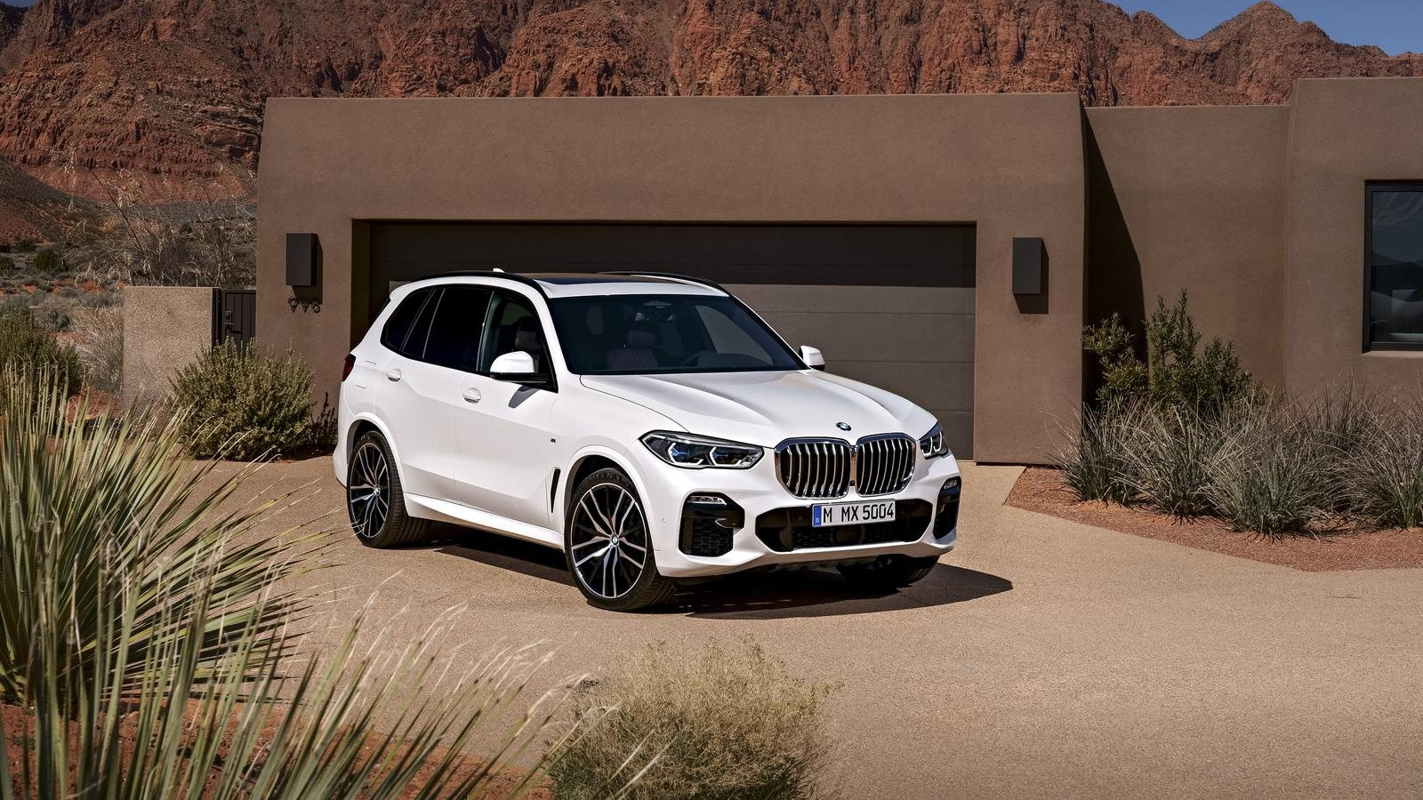 2019 Bmw X5 Pictures Photos Wallpapers Top Speed