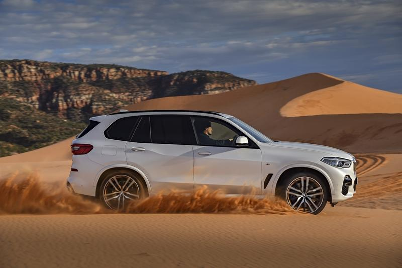 2019 BMW X5 Unveiled