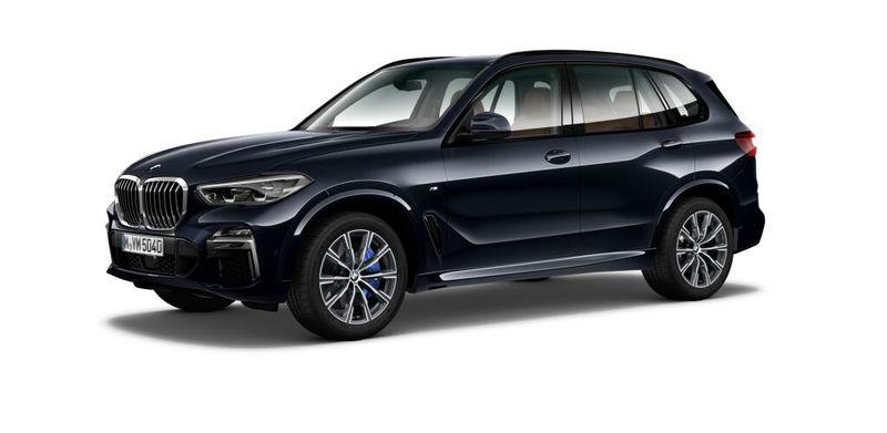 The 2019 BMW X5's Online Configurator is Going to Take Some Getting Used To