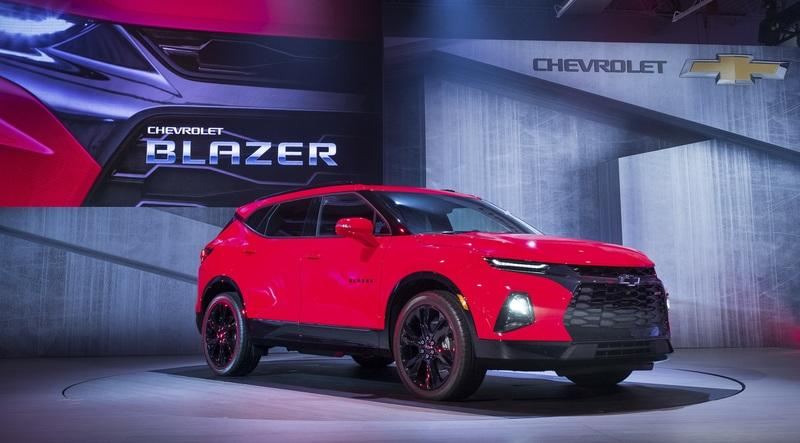 Five Surprising Facts About The New Chevrolet Blazer