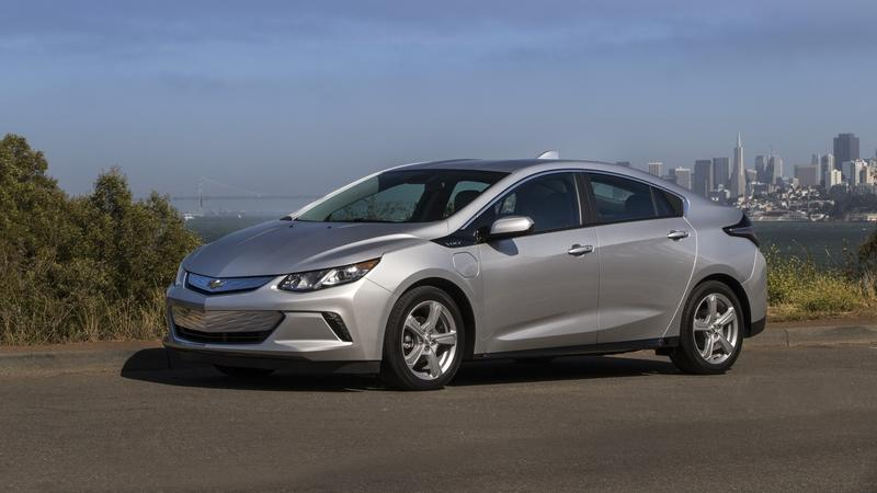 2019 Chevrolet Volt Gets Improved Charging System And Other Range-Extending Tech