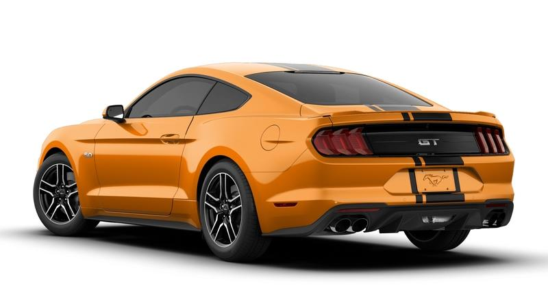 2019 Ford Mustang - How We'd Spec It - image 784823